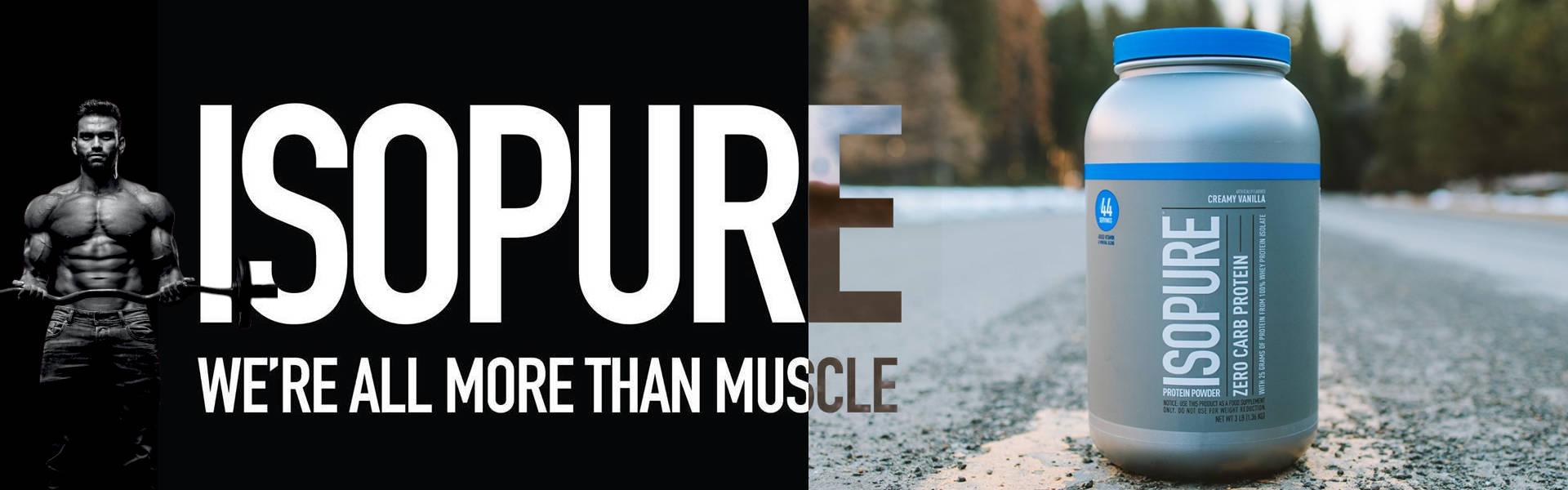 Isopure : Intact Nutrition