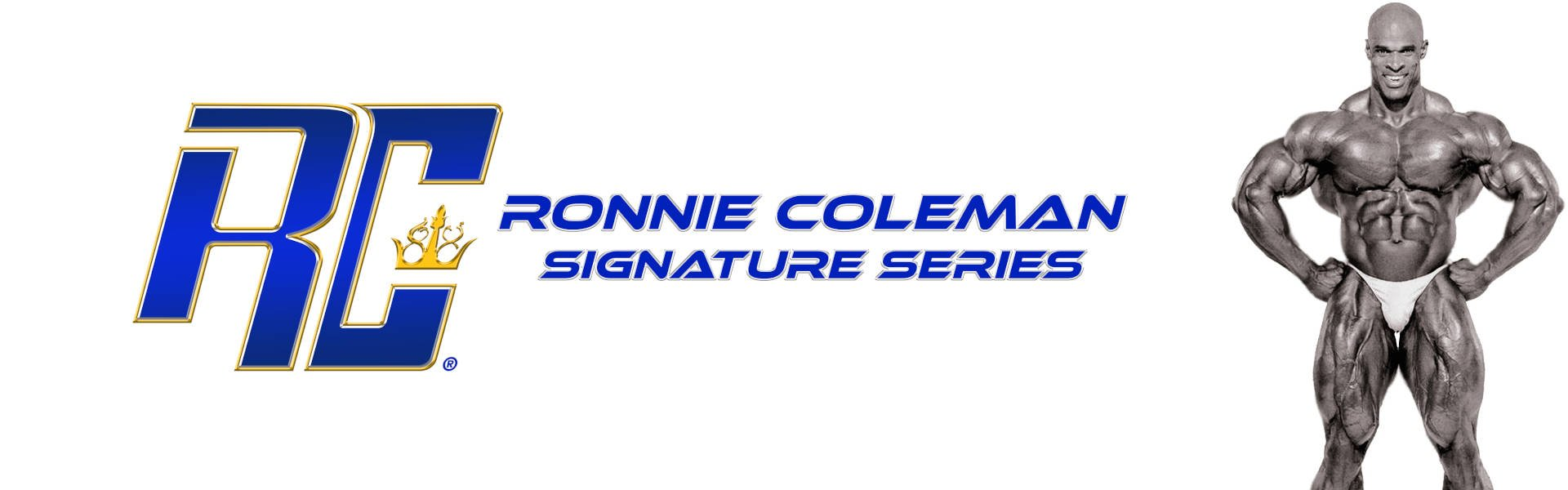 Ronnie Coleman : Intact Nutrition